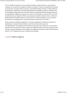 LeTemps.ch | Egypte-Ethiopie_ les eaux de la colère