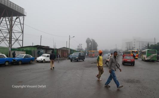 VD Addis brouillard