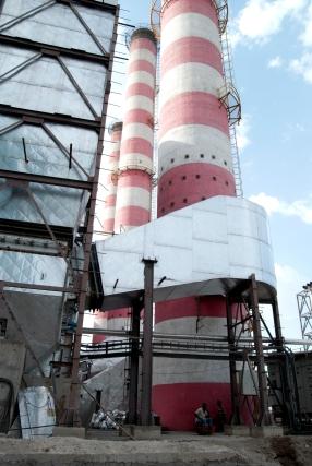 Juin 2015 - La Tendaho Sugar factory, construite dans le semi-d