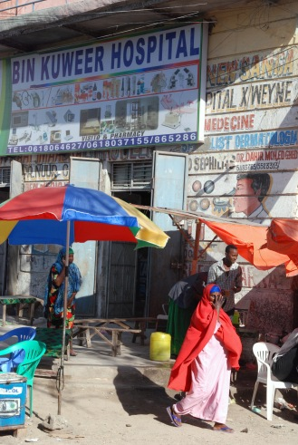 Mogadiscio, avril 2013 - Sur le marché Baraaka de capitale soma