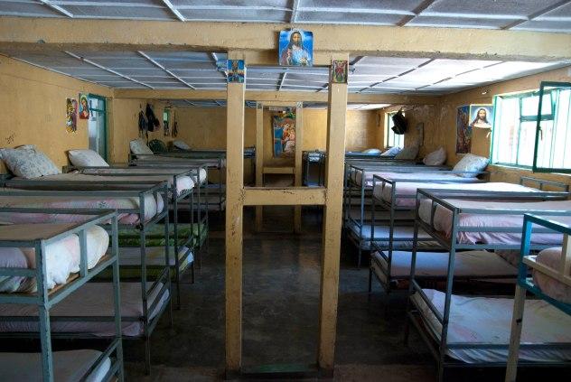 Orphelinat de SOS Enfants Ethiopie près d'Addis-Abeba