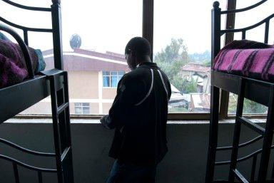 Addis-Abeba, Juin 2016 - A 15 ans, Salamo a été rapatrié de Z
